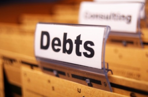 getting out of debt