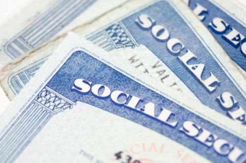 Replace your lost social security card
