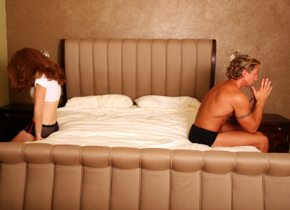 can't afford to leave your spouse