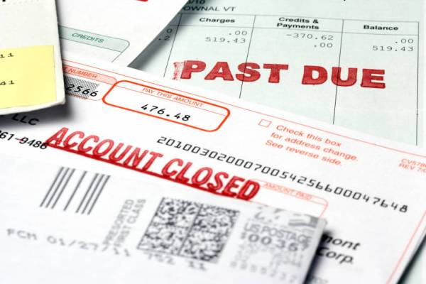 Should you pay off old debt?