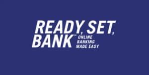 Ready, Set, Bank