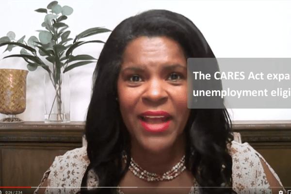 unemployment benefits COVID-19