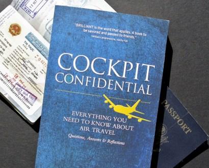 Book with Passport - Cockpit Confidential E-book Sale