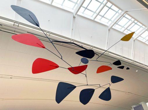 "Calder Mobile JFK 1024x758 - Welcome to ""Hidden Airport"""