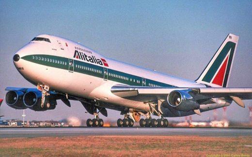 Alitalia 747  1024x647 - Arrivederci, Alitalia