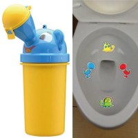 portable urinal and toilet bowl things