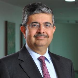 Uday Kotak Indian billionaire