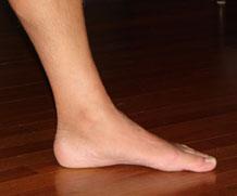left-foot