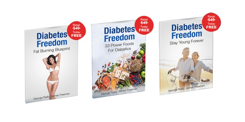 Diabetes Freedom bonus