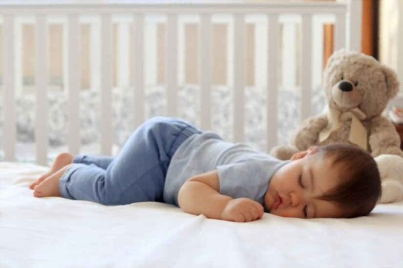 Best Sleeping Position For Your Baby