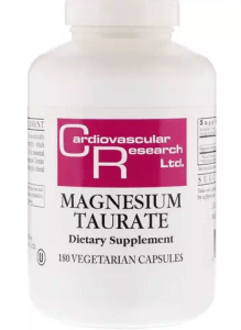 Magnesium taurate supplements
