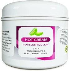 Sensitive Skin Body Moisturizer Fat Burner Hot Cream from Honeydew