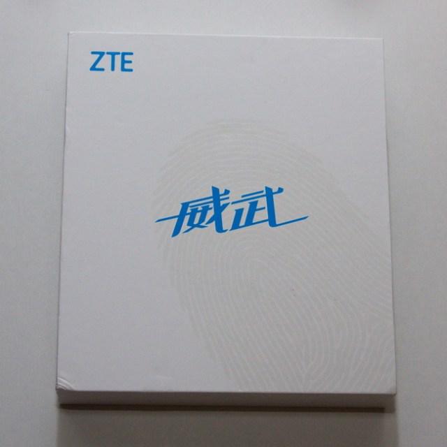ZTE V5 Pro - Box
