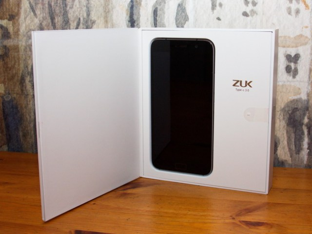 Lenovo ZUK Z1 - In box