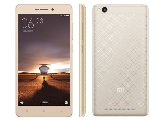 Xiaomi Redmi 3 - Main