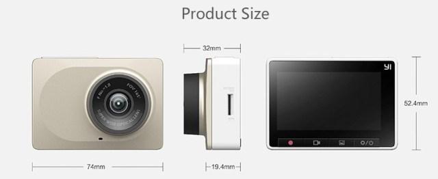 Xiaomi Yi DVR - 02