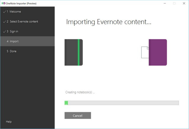 Evernote To OneNote - 06