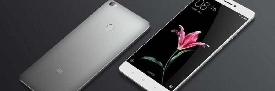 Xiaomi Mi Max с 2 ГБ ОЗУ — дешево и сердито