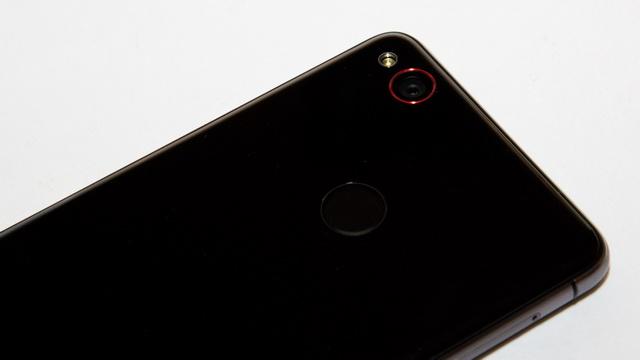 Nubia Z11 Mini Review - Up back side