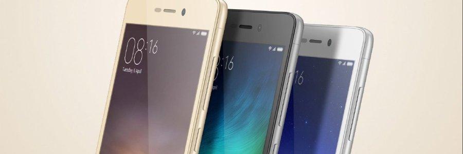 Смартфон Xiaomi Redmi 3S — обзор-сравнение