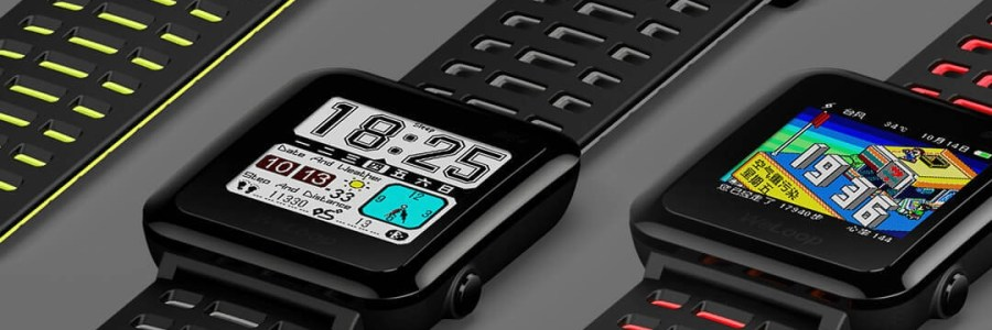 Weloop Hey 3S — умные часы от Xiaomi