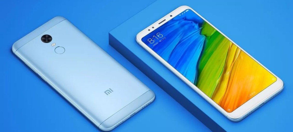 Xiaomi Redmi 5 plus 2