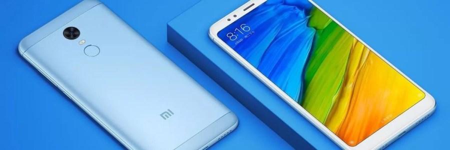 Смартфон Xiaomi Redmi 5 Plus – обзор