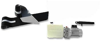 équipements de quai: pièces détachées