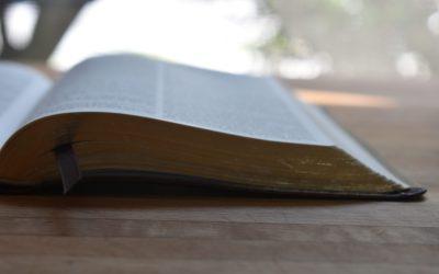 Biblický príhovor na nedeľu po novom roku