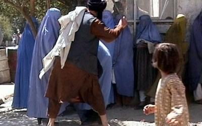 Strach kresťanov v Afganistane