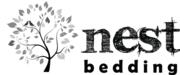 Logo for Nest bedding