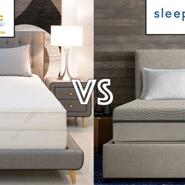 Sleep Number i8 vs Air-Pedic 800 air bed comparison review
