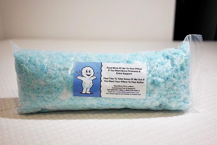 mypillow vs snuggle pedic pillows