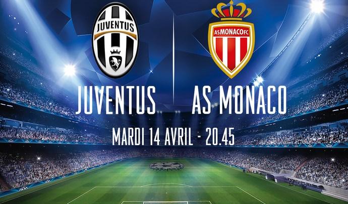 Déplacement Juventus-Monaco: Dernières infos !