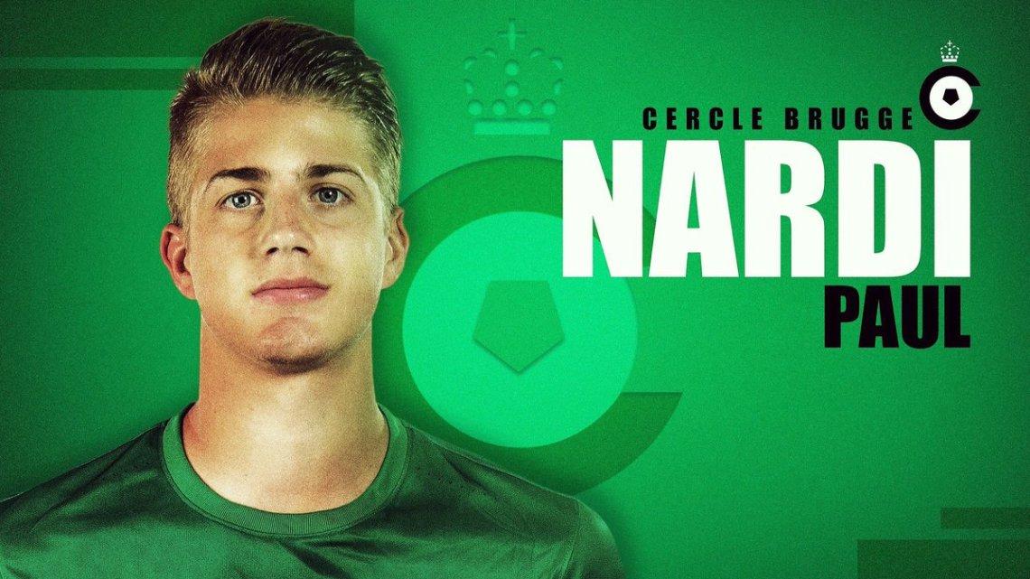Paul Nardi retourne en Belgique et prolonge jusqu'en 2020.