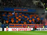 Supporters de Montpellier