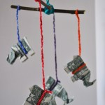 A Creative Way to Give Cash: A Mobile!