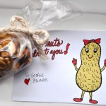 Nuts About You: Valentine's Day Recipe and Free Printable