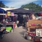 Love Weekends: Of Flea Markets and Friends