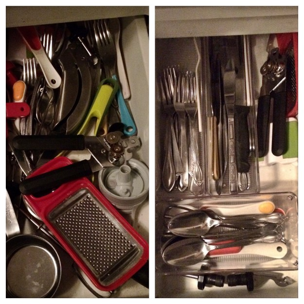 Airstream Utensil Organization