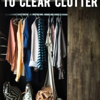 40 Fast Ways To Clear Clutter