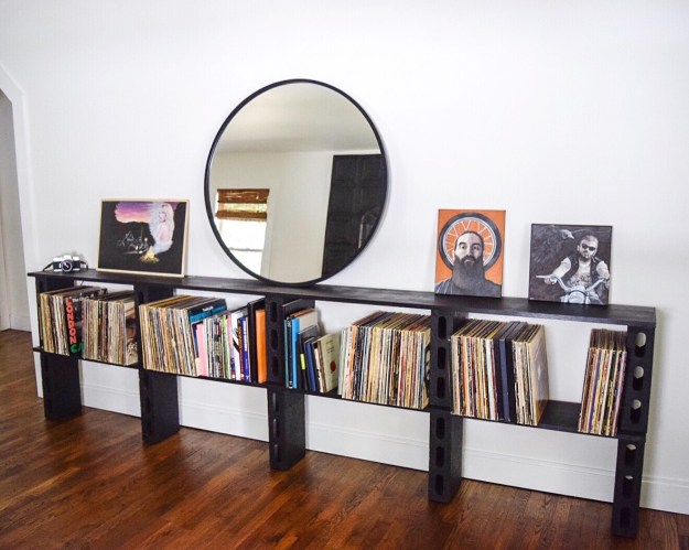 Diy Record Storage Archives A Small Life