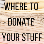 Where To Sell Your Old Stuff After You've Tidied Up – a small life