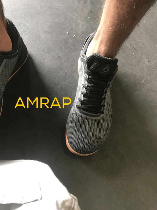 Exclusive Reebok CrossFit Nano 8.0 Images!
