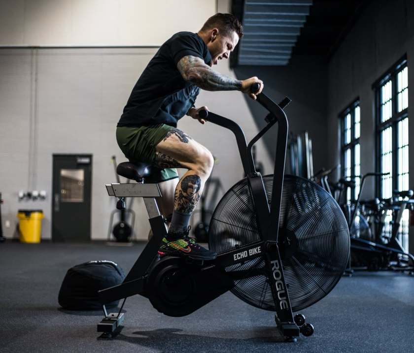 Gymnastics Equipment For Sale >> Rogue Fitness ECHOBIKE Review |As Many Reviews As Possible