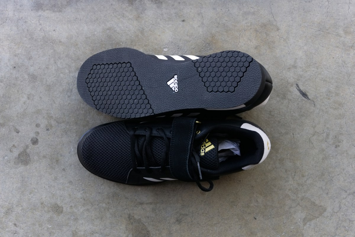Adidas Power Perfect 3 Review