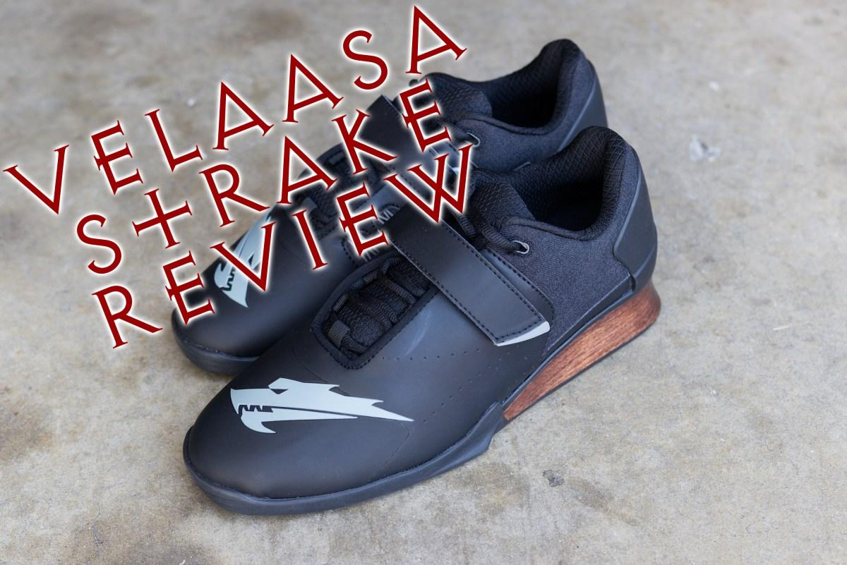 199ea5fab46 Velaasa Strake Weightlifting Shoe Review