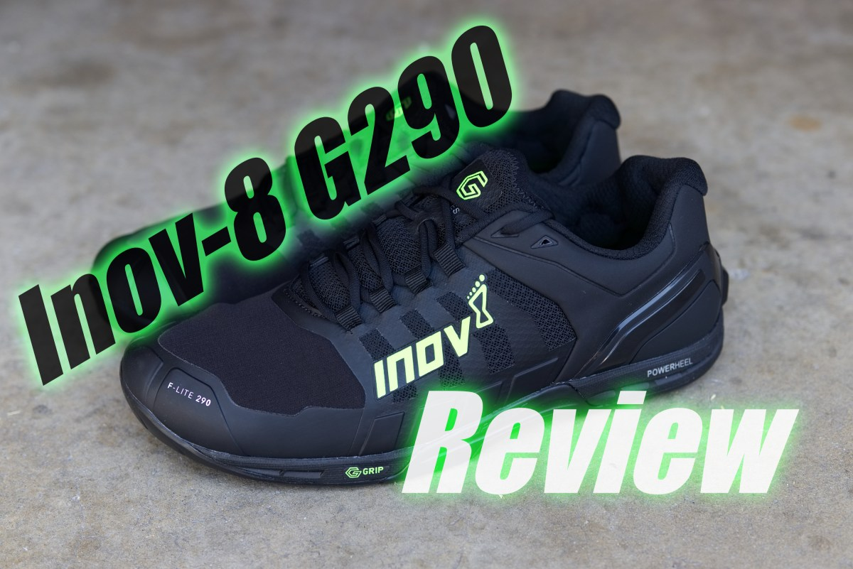 Inov-8 F-Lite G 290 Review