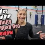 Under Armour Infinity & Rush Bra
