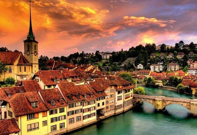 Visitar Berna